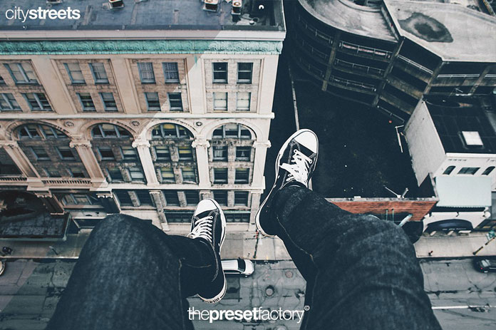 Presets inspired by cityscapes and street photography.