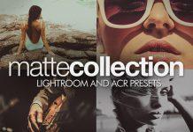 Adobe Lightroom matte collection.