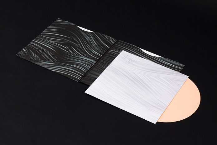 Black Emperor album cover packaging.
