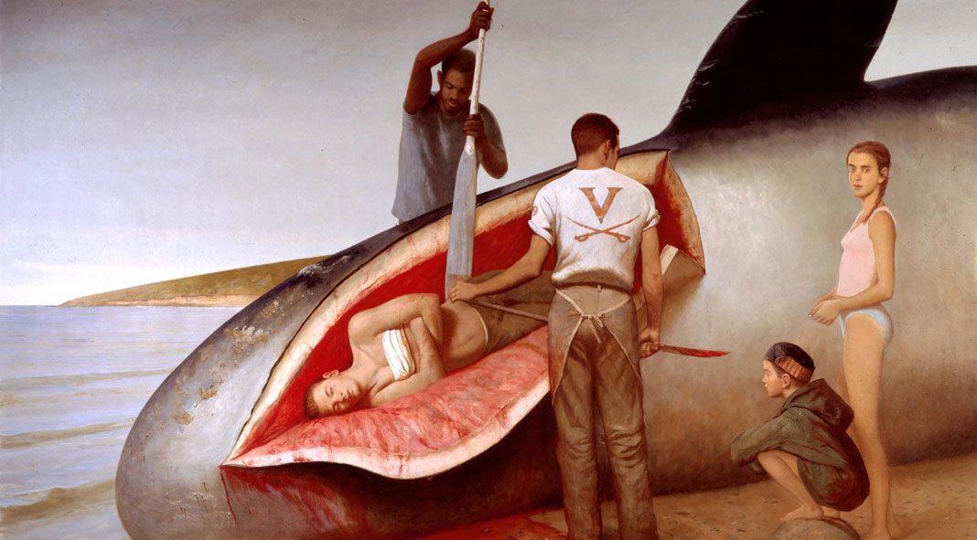 Bo Bartlett paintings