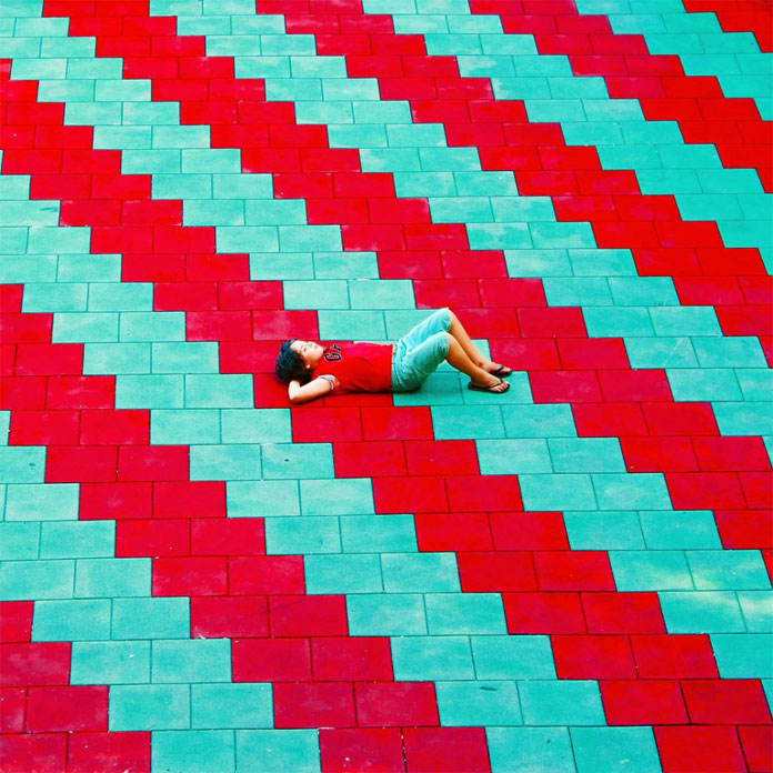 Colorful imagery by Yener Torun.