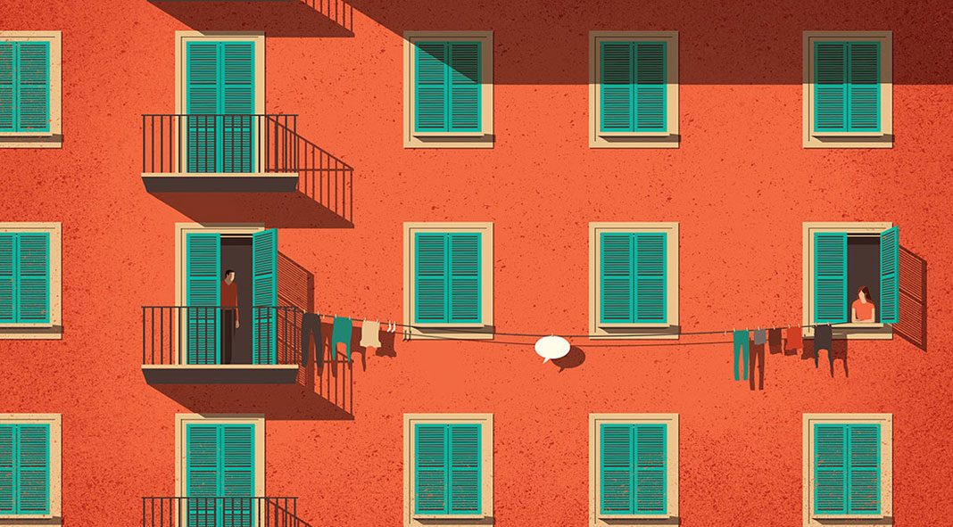 Davide Bonazzi illustrations