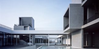 Intangible Cultural Heritage Museum in China by Vector Architects.