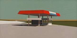 Mark Bradley-Shoup – Architectural Paintings