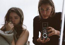 Model and photographer Laura Kampman.