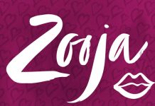 Zooja brush script fonts