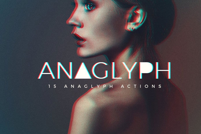 15 anaglyph actions