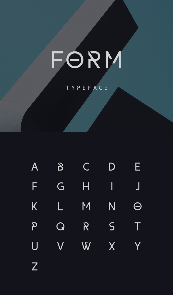 Form – Free Font for Download