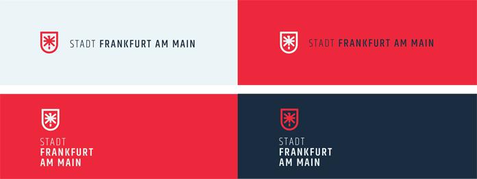 Logo versions.