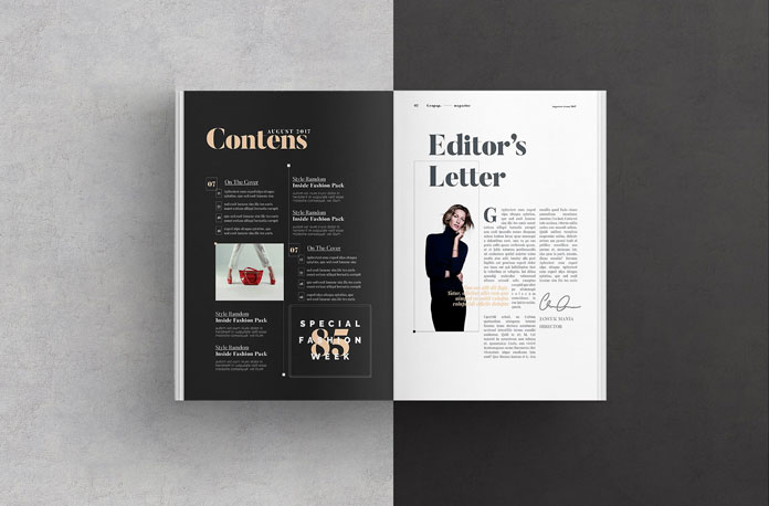 Create high quality pages.