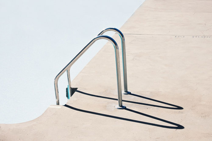 Minimalist photography by Sallie Harrison.