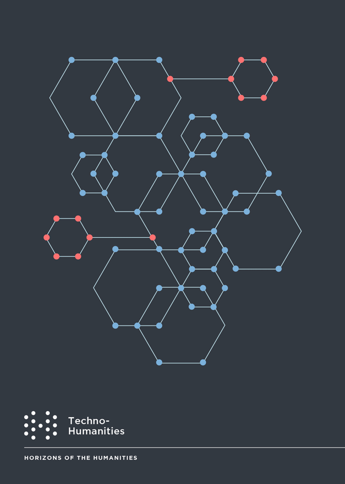 UCHRI Techno Humanities algorithm hexagons.