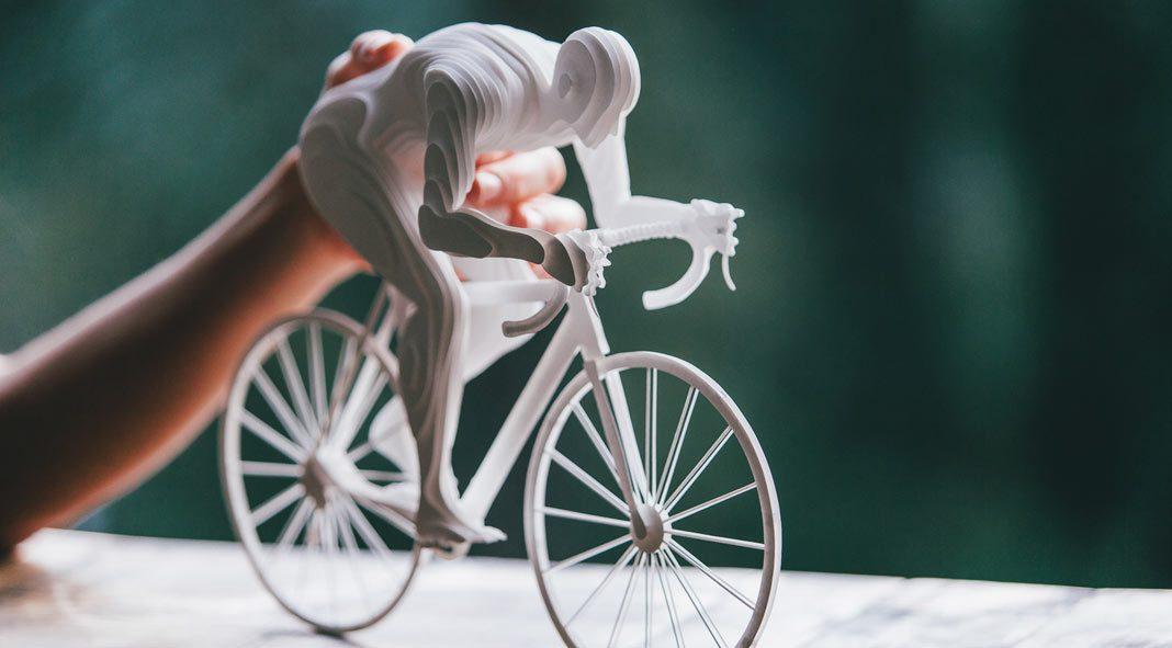 Paper Olympics by Raya Sader Bujana