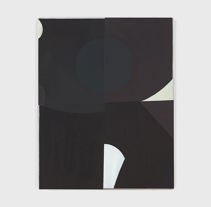 Nathlie Provosty – Assonance. Oil on linen, 19 x 15 (48 x 38 cm), 2016