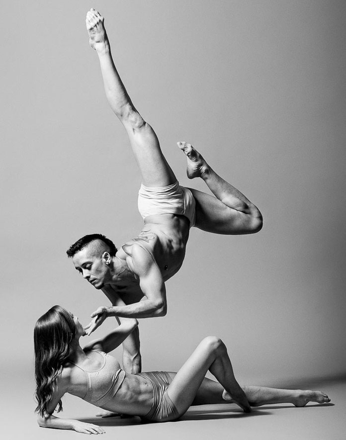 Acrobatic Dance Photography by Christopher Peddecord