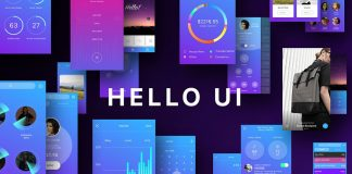 Hello UI Kit – iOS App elements.