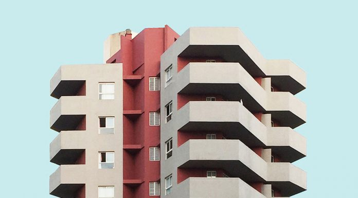 Jeanette Hägglund - Too Close For Comfort - architectural photography
