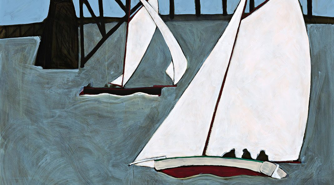 John Baird – Running and Windward at Arthouse Gallery
