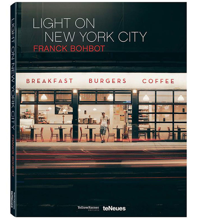 Light on New York City – nocturnal street photography by Franck Bohbot.