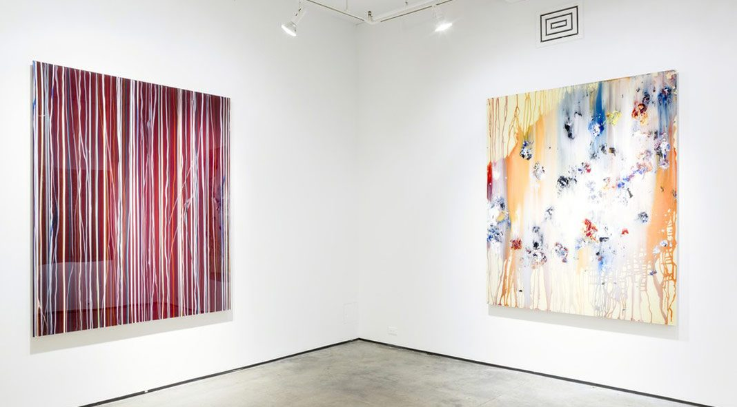 Michael Burges – Behind the Glass solo show at JanKossen Contemporary