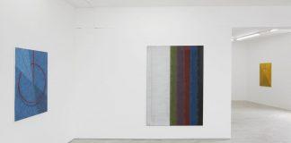 Paintings by American artist Alex Olson.