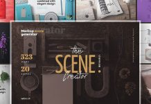 Top view scene creator by Aleksey Belorukov.