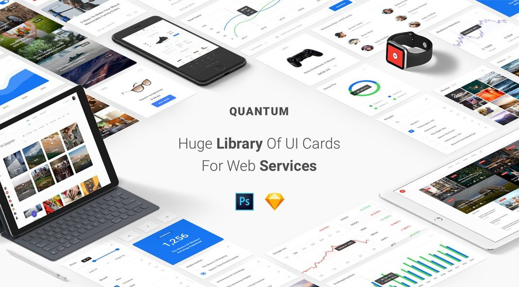 Quantum UI kit