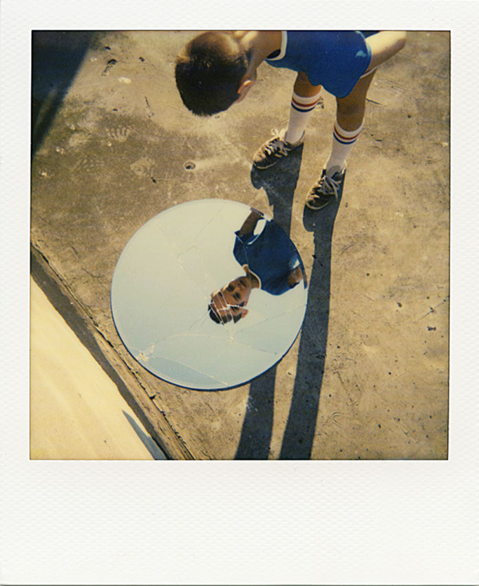 Can Dagarslani, Polaroid portraits for Impossible HQ.