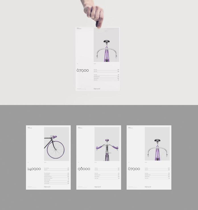 Identity development by Denmark-based studio Ineo Designlab.