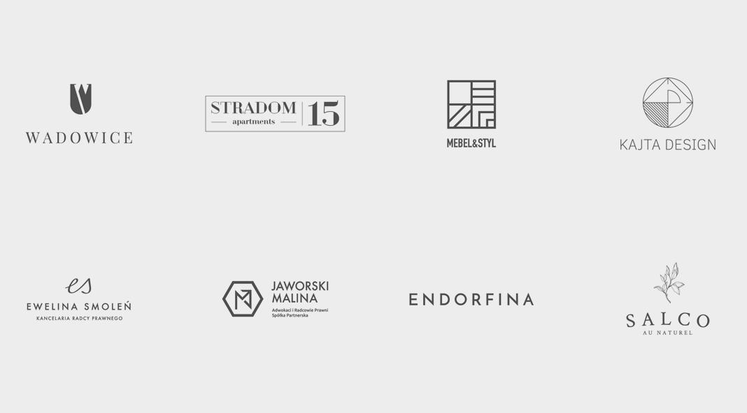 Logos by Łobzowska Studio