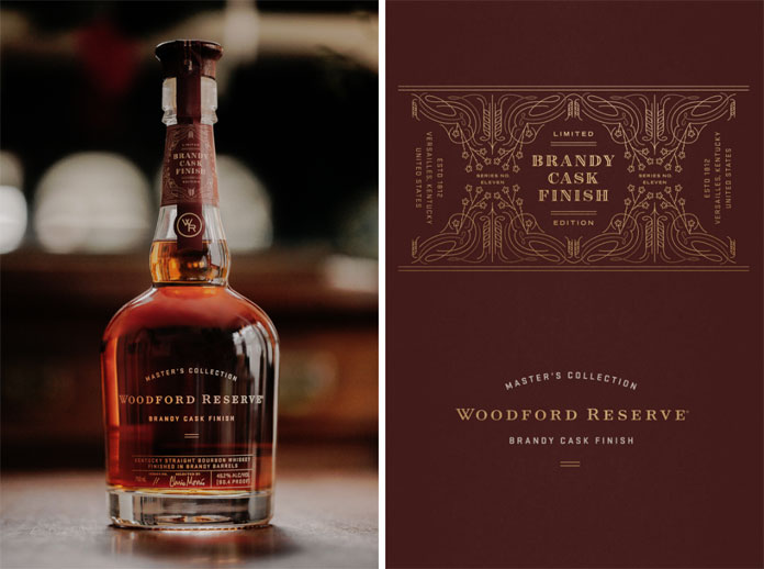 Master's Collection – Woodford Reserve – Brandy Cask Finish