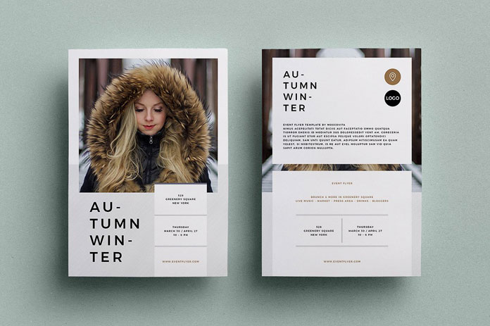 Adobe InDesign Flyer Template for Multipurpose