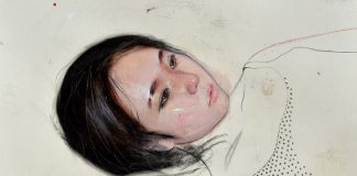 Artist Daniel Segrove.