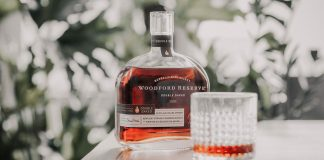 Brand evolution and packaging redesign for Woodford Reserve by Studio MPLS.
