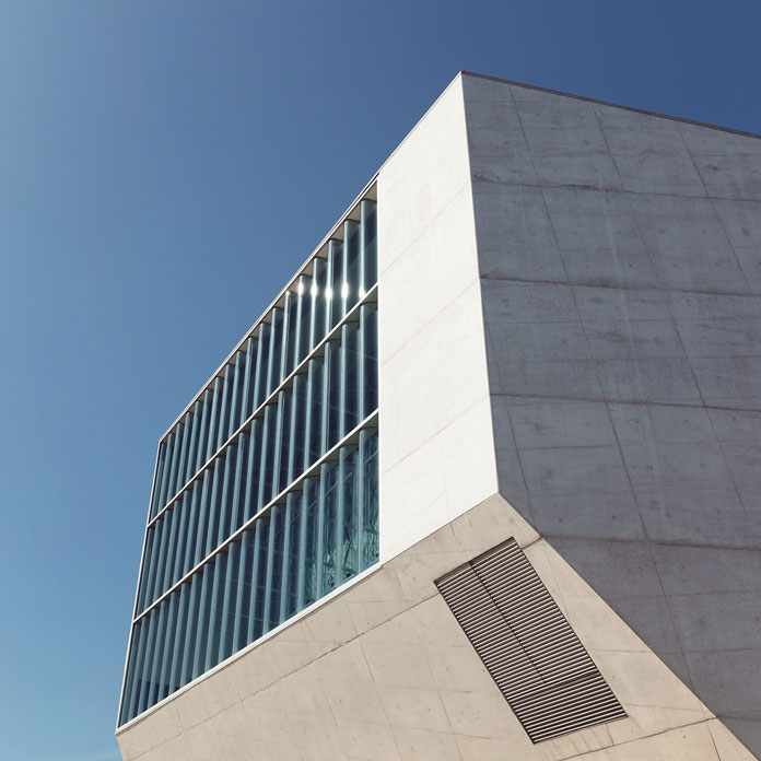 Casa da Música, Location Porto, Portugal, OMA (Rem Koolhaas & Ellen Van Loon)