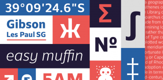 Cormac font family from Typedepot.