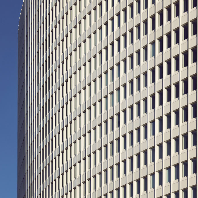 Euler Hermes Building, Location Hamburg, Germany, Architect Titus Felixmüller