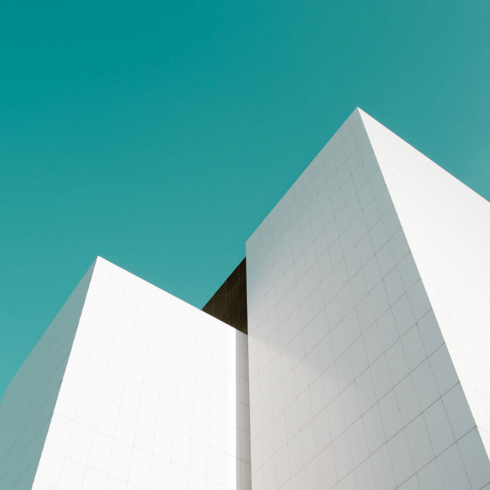 Minimalist architecture mission by eyeem and we and the color for Minimalist architecture photography