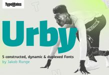 Urby font family