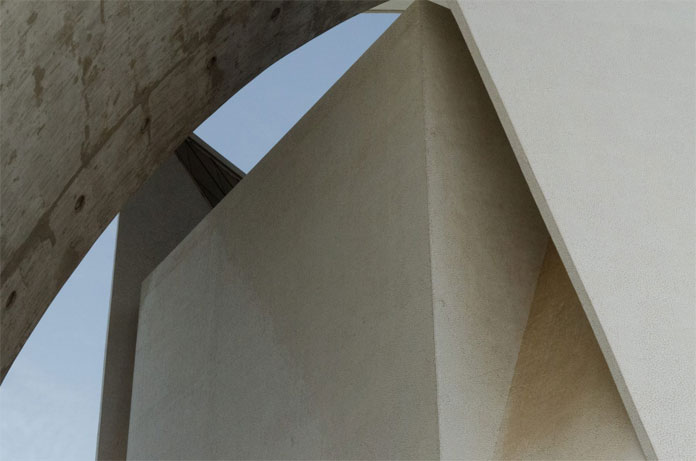 Luca Arena, Architectural shapes.