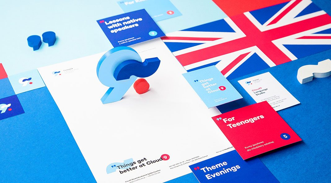 Cloud9 branding by Fromsquare Studio.