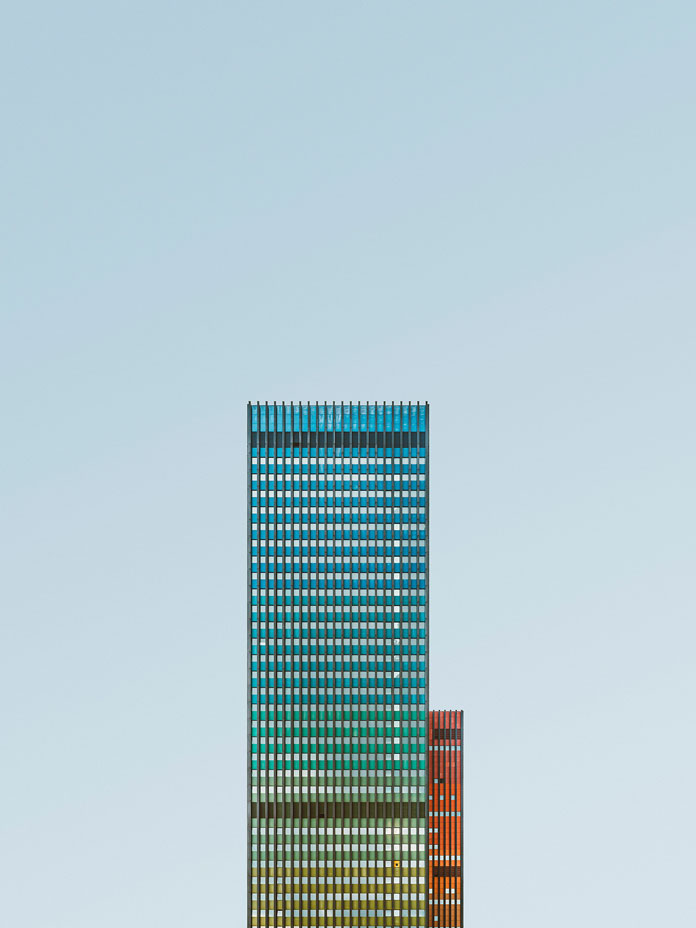 Singularity I – Architectural Photography by Florian W. Mueller.
