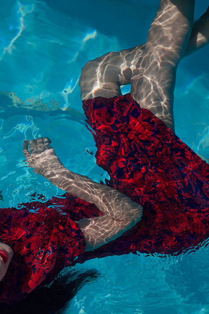Edvina Meta Photography, Sensual forms and striking colors