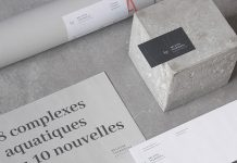 Héloïse Thibodeau Architecte – brand and web design by Louis Paquet.
