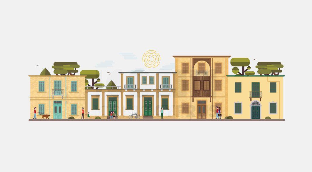 Iconic Cyprus Project by Zeynep Kınlı.
