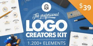 Logo Creators Kit from Graphic Ghost.