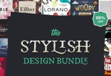 Pixelo's stylish design bundle.
