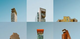 Singularity - architectural photography by Florian W. Mueller.