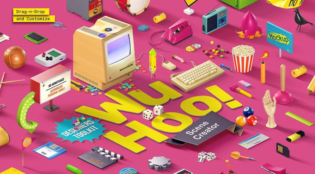 WuHoo Designer's Toolkit.