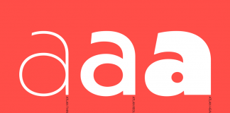 Atlan font family from Latinotype.